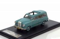1:43 MERCEDES-BENZ 180B (W120) BINZ Kombi 1959 Green
