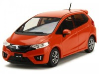 1:43 HONDA Jazz 2015 Orange