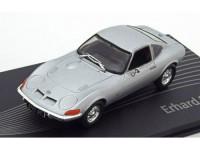 1:43 OPEL GT Erhard Schnell 1973 Silver
