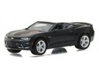 1:64 CHEVROLET Camaro Convertible 50th Anniversary Edition 2017 Black