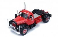 1:43 седельный тягяч MACK B61 1953 Red/Black
