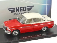 1:43 HUMBER Sceptre MKI 1963 Red/White