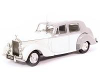 1:43 ROLLS ROYCE Silver Dawn 1949 Two Tone Grey