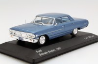 1:43 Ford Galaxie Customs 500 Sedan 1964 Metallic Light Blue
