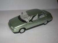 1:43 ВАЗ-2110 серо-зеленый металлик