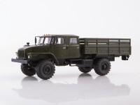 1:43 Миасский грузовик 43206-0551 бортовой,хаки