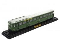 1:87 ZR-13601 (LA REMORQUE SNCF ZR-13600) 1938 Green