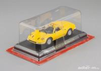 1:43 Ferrari Dino 246 GTS 1970 (yellow)