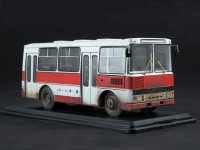 1:43 Павловский автобус-3203 (со следами эксплуатации)