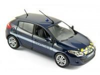 "1:43 RENAULT Megane III ""Gendarmerie"" (жандармерия Франции) 2012"