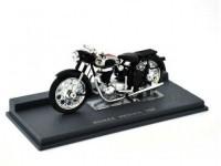 1:24 мотоцикл HOREX REGINA 350 1952 Black