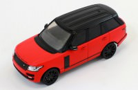 1:43 RANGE ROVER VOGUE 2014 Matt Red/Black
