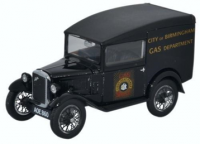 "1:43 Austin Seven RN Van ""City Of Birmingham Gas Department"" 1932"