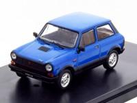 1:43 AUTOBIANCHI A112 Abarth 1980 Blue