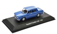 1:43 RENAULT 8 Gordini 1300 1966 Blue