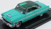 1:43 MERCURY Monterrey Sun Valley 1954 Turquoise/Metallic Dark Green
