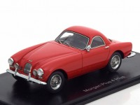 1:43 MORGAN Plus 4 Plus Coupe 1965 Red