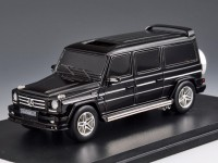 1:43 MERCEDES-BENZ G63 Long XXL (W463) 4х4 2016 Black