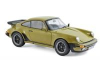 1:18 PORSCHE 911 Turbo 3.3L(930) 1987 Olive Green