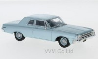 1:43 DODGE 330 Sedan 1964 Metallic Light Blue