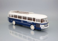 1:43 автобус SAVIEM CHAUSSON SC1 FRANCE 1960 Blue/White