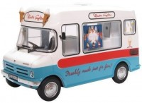 "1:43 BEDFORD CF Ice Cream Van ""Mister Softee"" 1975"