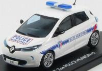 "1:43 RENAULT ZOE ""Police Municipale"" (полиция Франции) 2014"