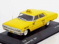 "1:43 FORD Galaxie 500 ""New York Taxi"" 1967"