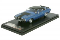 1:43 DODGE Challenger R/T 1970 Blue/Black