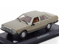 1:43 MASERATI Quattroporte III 1983 Metallic Grey