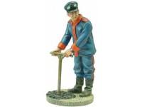 1:32 Водитель-механик пожарной охраны Испания г.Барселона 1923