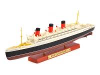 """1:1250 Британский трансатлантический лайнер RMS """"QUEEN MARY"""" 1934 (модель 27см)"""