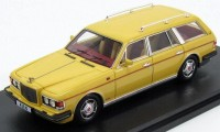 1:43 BENTLEY RJD Val D'Isere (универсал) 1986 Yellow