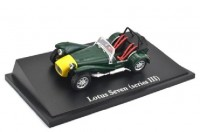 1:43 LOTUS Seven Series III 1967 Green