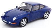 1:18 PORSCHE 911 (993) 1994 Irisblue metallic