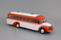 1:43 автобус VOLVO B 375 SWEDEN 1957 Red/White