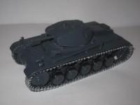 1:43 легкий танк Pz.Kpfw II