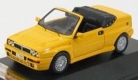 1:43 Lancia Delta Integralle Cabriolet 1992 (yellow)