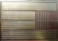 1:43 Фототравление Внутренняя расшивка бортов ЗИЛ 130 (для Автоистория, SSM)