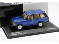 1:43 RANGE ROVER 3,5 (5 дверей)  1970 Metallic Blue