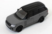 1:43 RANGE ROVER VOGUE 2014 Matt Grey/Black