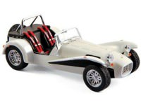 1:43 CATERHAM Super Seven 1979 Old English White