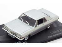 1:43 OPEL Diplomat A V8 Coupe Chuck Jordan 1965 Silver