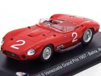 1:43 MASERATI 450 S #2 Behra/Moss/Schell Venezuela Grand Prix 1957