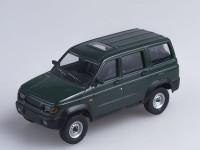 1:43 УАЗ-3162 Симбир (зеленый)