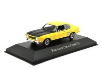 1:43 FORD Capri 1700 GT 1969 Yellow/Black