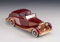1:43 ROLLS ROYCE Phantom III Sedanca DeVille Freestone&Webb #3CP38 1937 Maroon