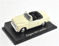1:43 PEUGEOT 403 Cabriolet 1958 Beige