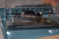 1:43 Mercedes 180 Bundesnachrichtendienst из серии Холодная война