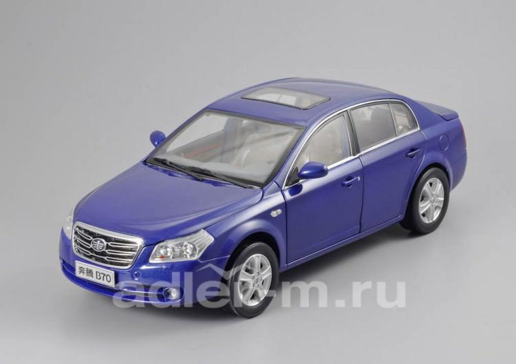 1:18 Besturn B70 Sedan (blue)